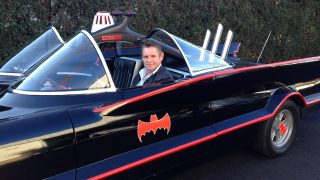 Canadian made Batmobile