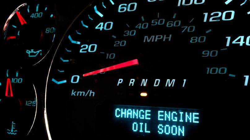 oil change indicator