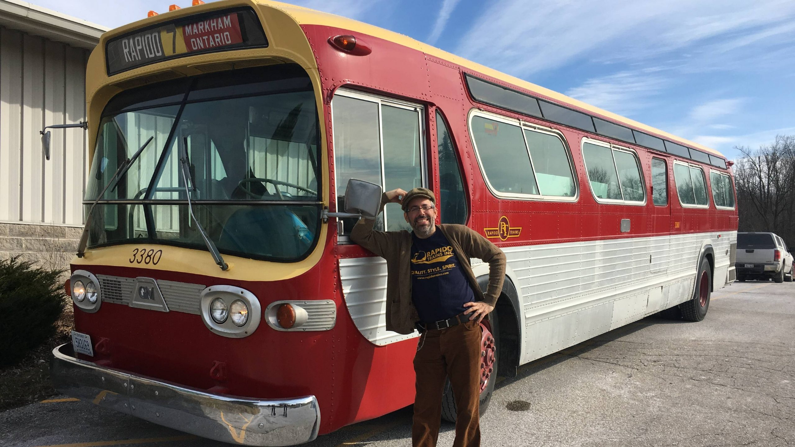 Classic Bus Owner Wants Province to Get Onboard – WHEELS.ca