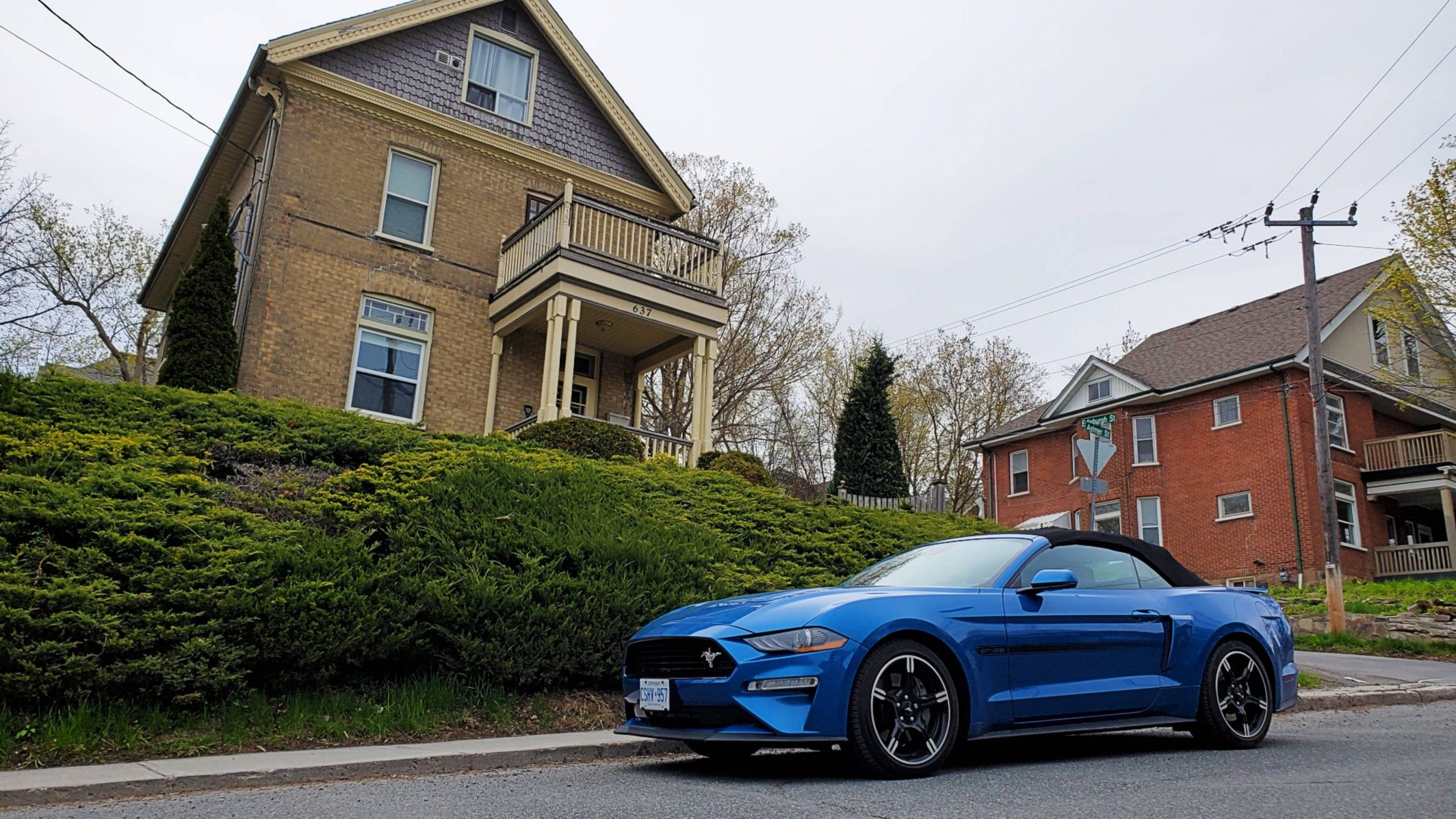 Review: 2021 Ford Mustang GT Premium Convertible