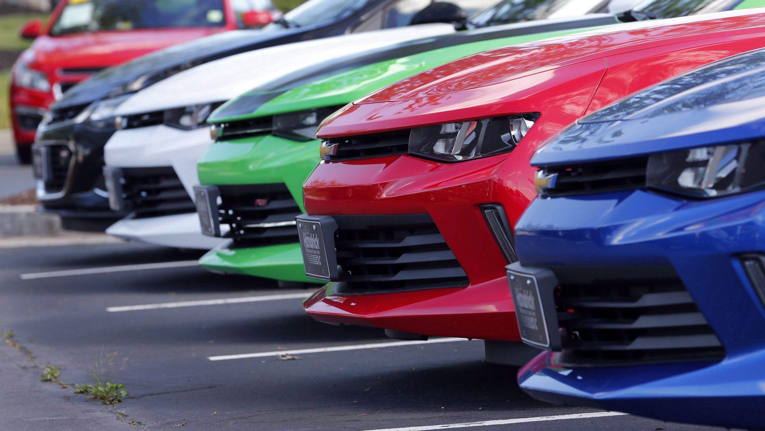 May Auto sales