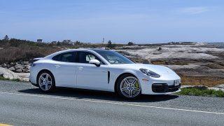 Porsche Pana