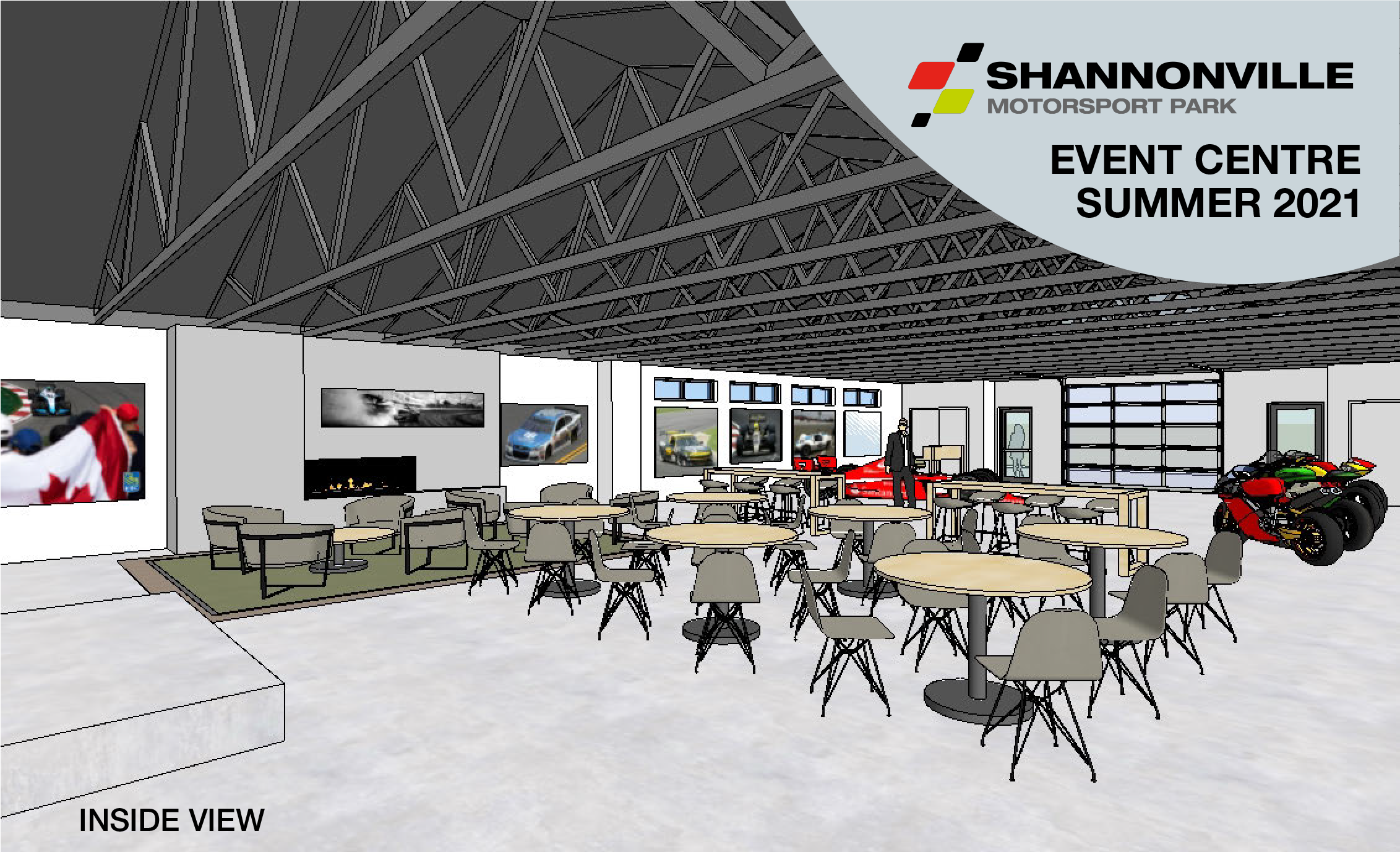 Shannonville event centre