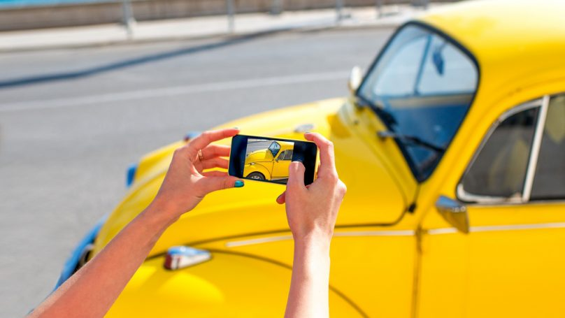 Photographing Cars