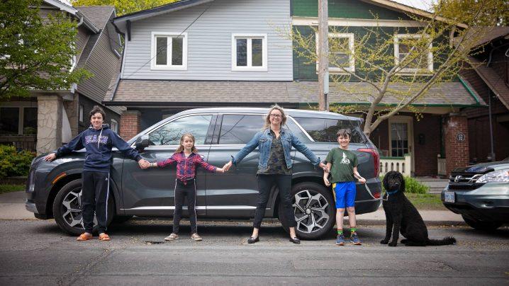 REVIEW 2021 Hyundai Palisade