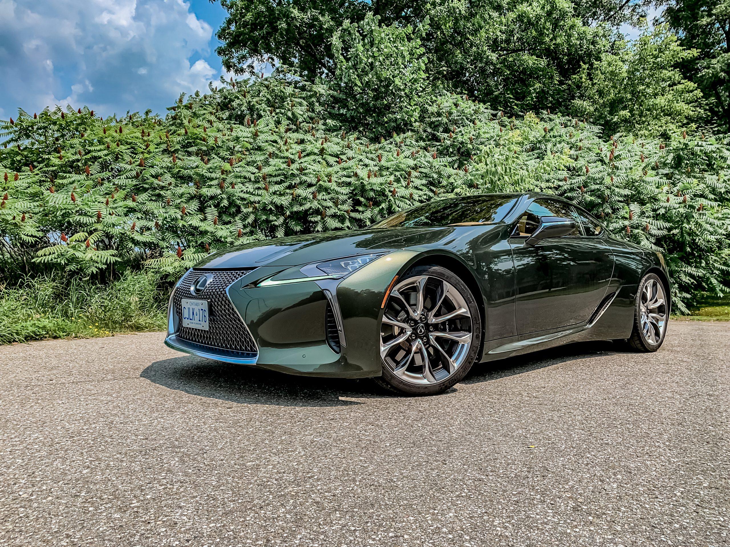 2021 Lexus LC500