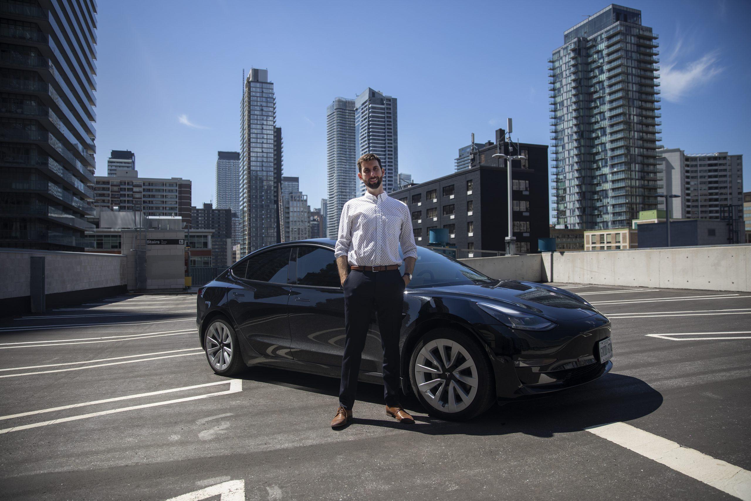 2021 Tesla 3