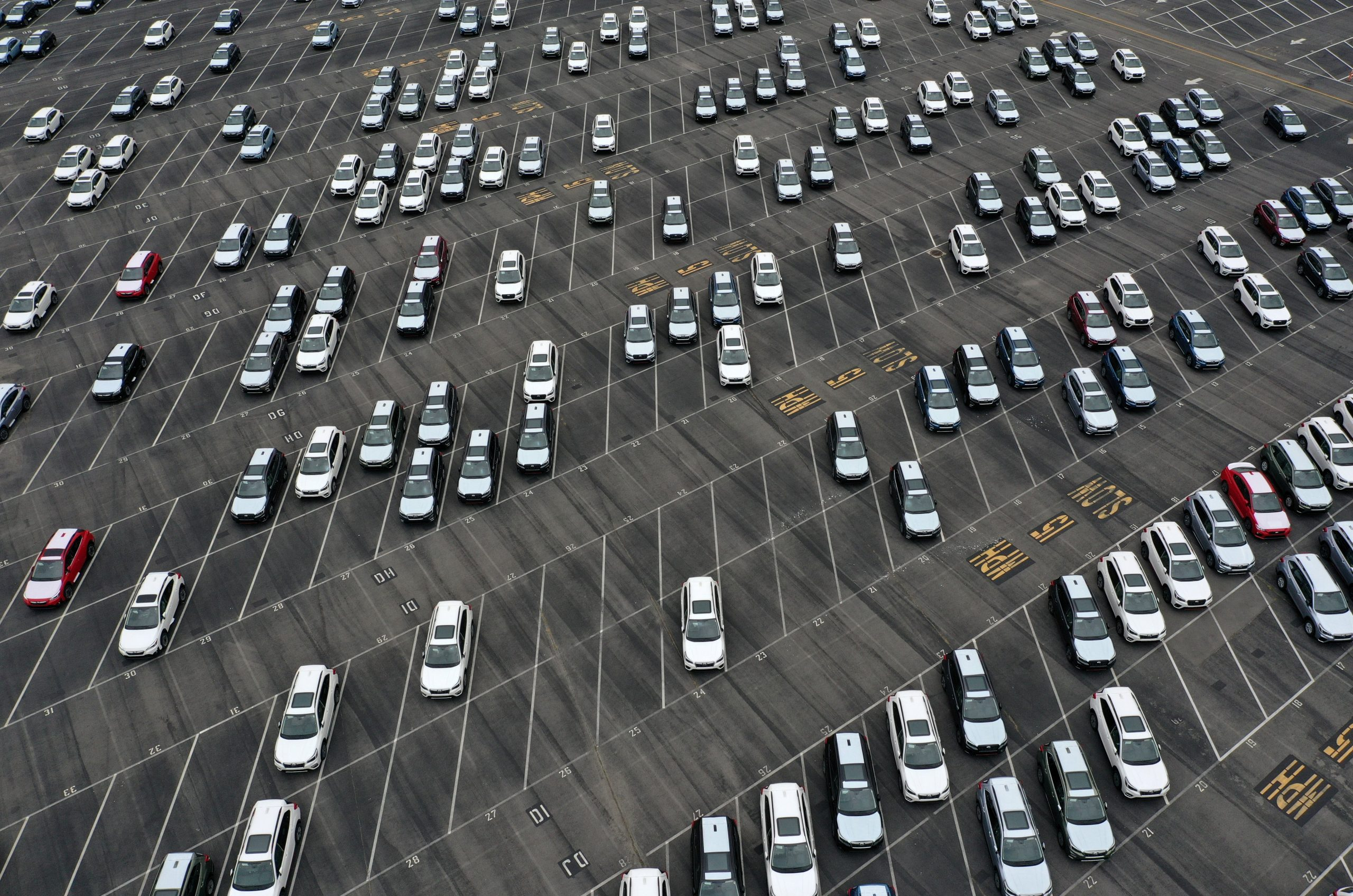 Shortage of New cars