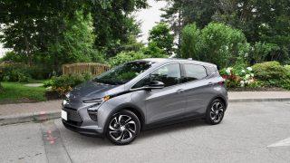 2022 Chevrolet Bolt review