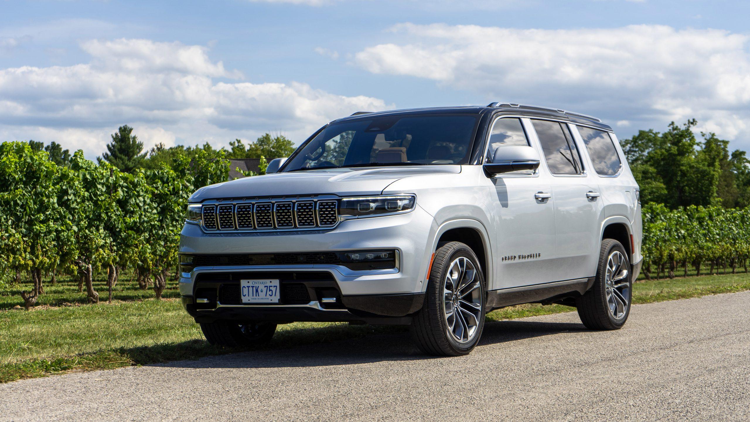 2022 Jeep Grand Wagoneer Series III