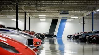 Hagerty Garage + Social Chicago