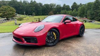 2022 Porsche 911 Carrera GTS