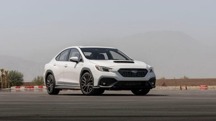 2022 Subaru WRX
