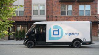 GM BrightDrop EV600