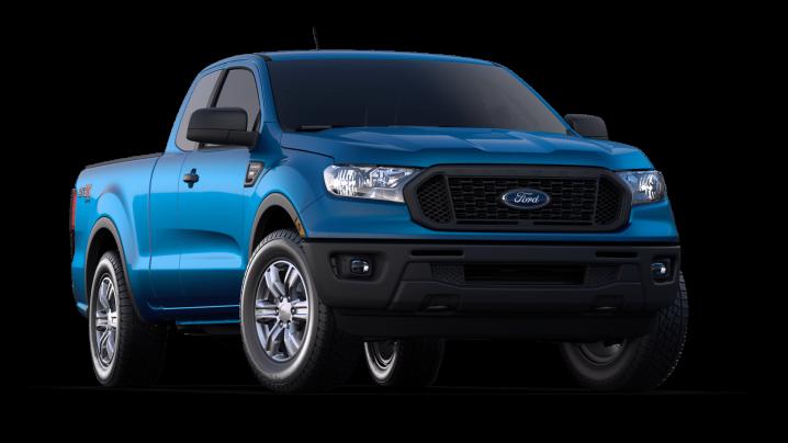 2021 Ford Ranger 4X4
