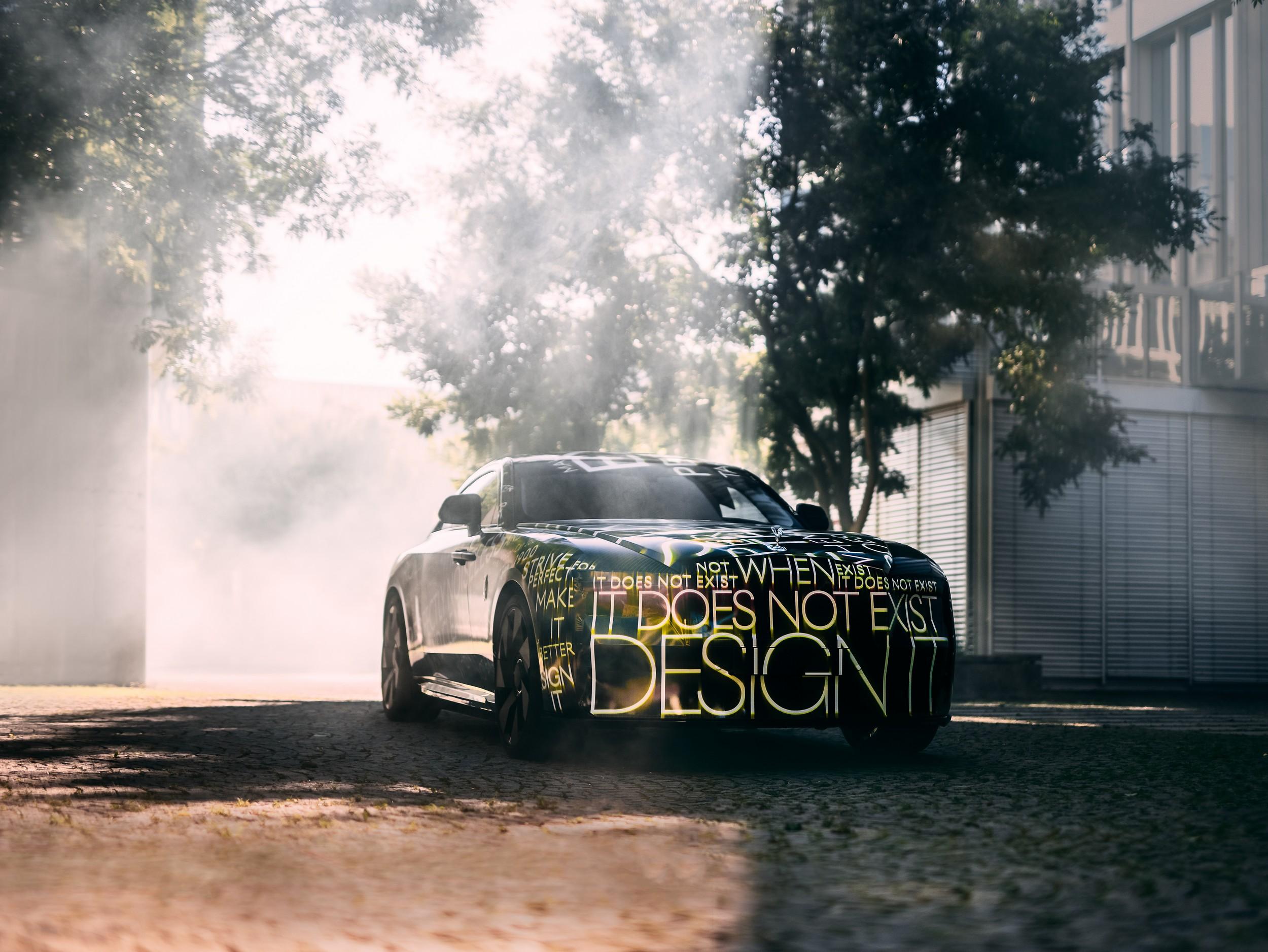 2023 Rolls-Royce