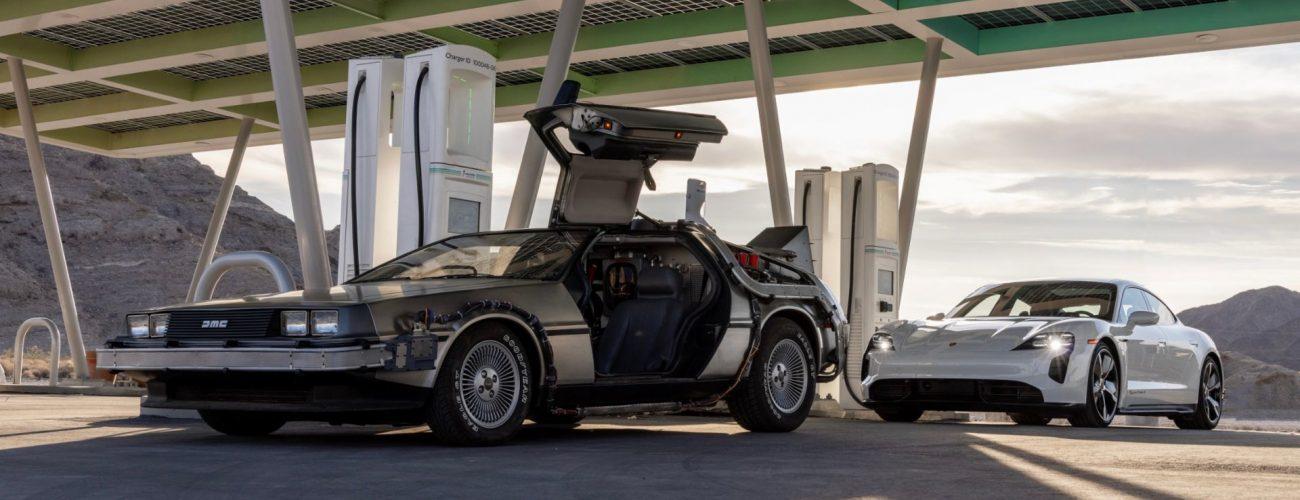 Porsche Back to the future