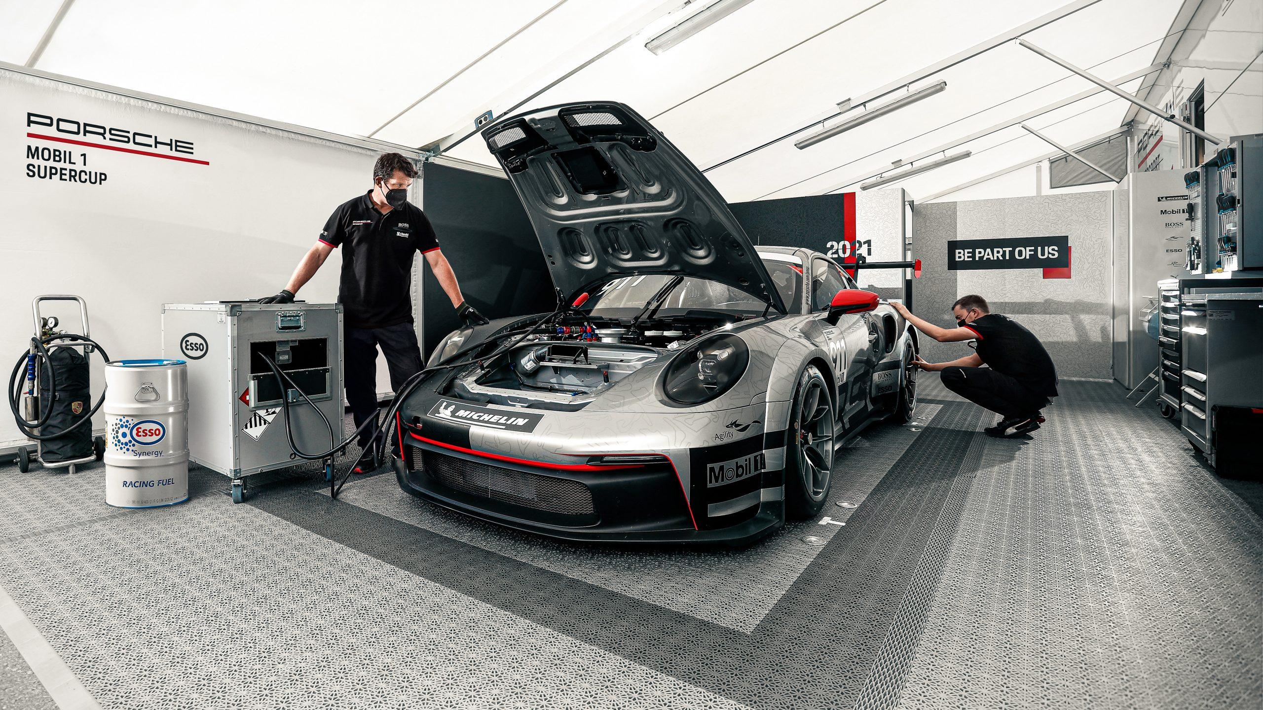 Porsche eFuels