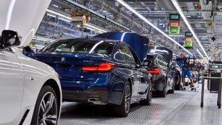 BMW Production